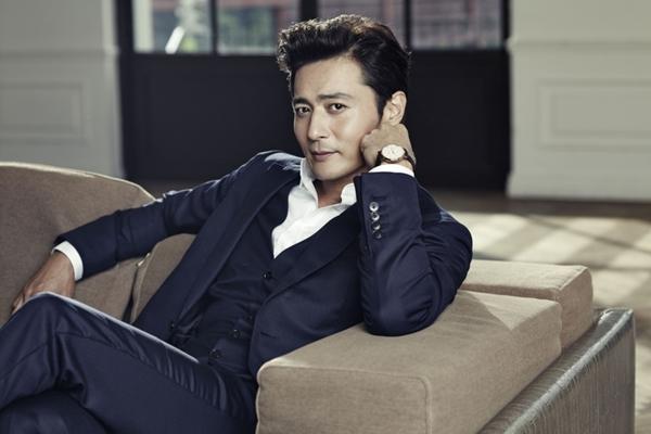 Tài tử Hàn Quốc Jang Dong Gun.