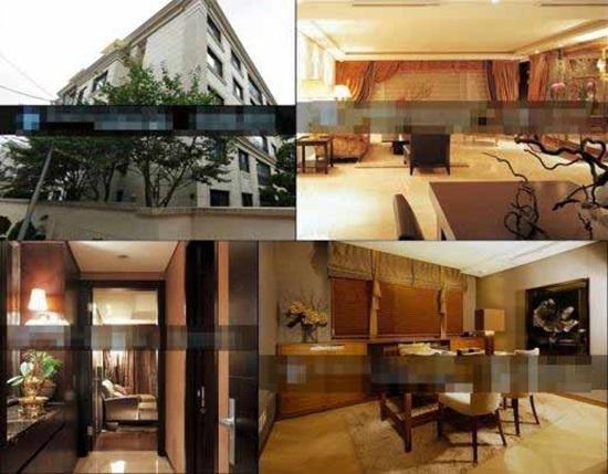 Loạt căn hộ, biệt thự xa xỉ hàng đầu của sao Hàn