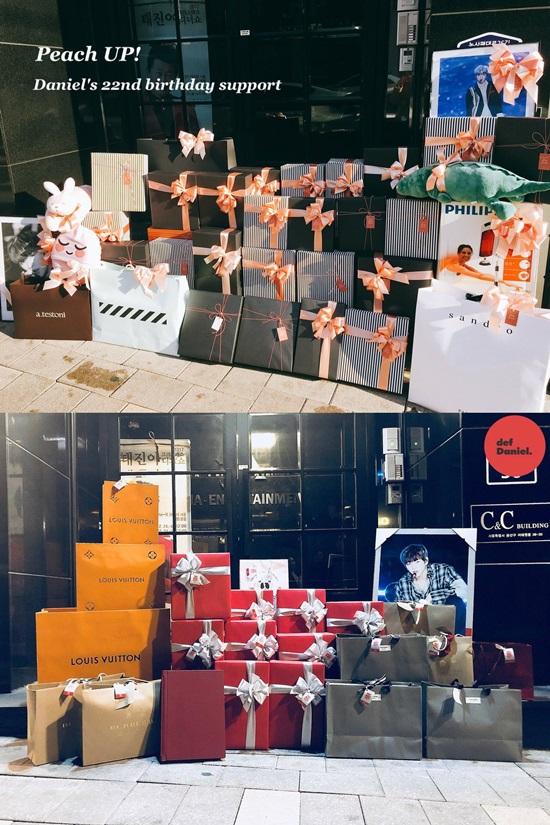 Những món quà đặc biệt thần tượng Kpop nhận được từ fan - 7