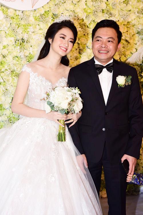 6 cô dâu hot nhất showbiz Việt 2017 - 10