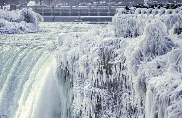 Niagara là ngọn thác hùng vĩ nhất của nước Mỹ.