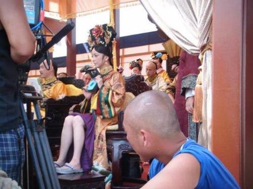 Hậu trường thương tâm đến hài hước của sao Hoa ngữ khi quay phim trái mùa - 2