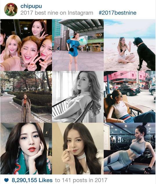 9 khoảnh khắc hot nhất 2017 trên Instagram sao Việt hơn 1 triệu fan - 4
