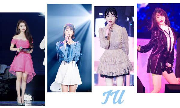 Top 5 idol mặc đồ diễn sành điệu nhất, hứa hẹn bùng nổ 2018 - 8