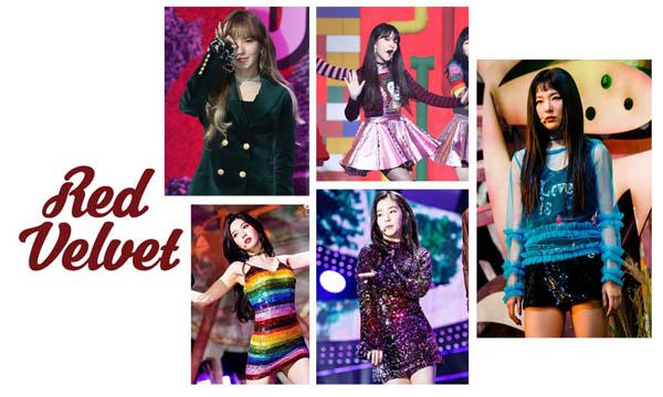 Top 5 idol mặc đồ diễn sành điệu nhất, hứa hẹn bùng nổ 2018 - 2