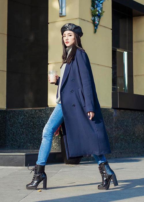 Sao, hot girl Việt mặc gì đi chơi trong tuần mừng năm mới - 4