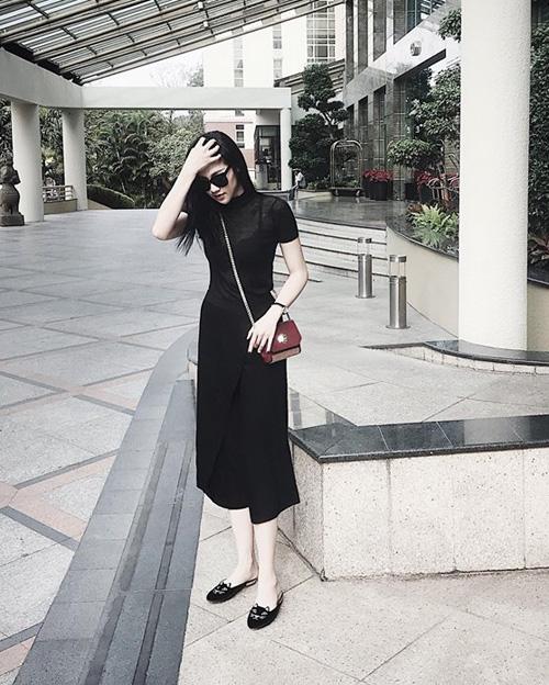 Sao, hot girl Việt mặc gì đi chơi trong tuần mừng năm mới - 7