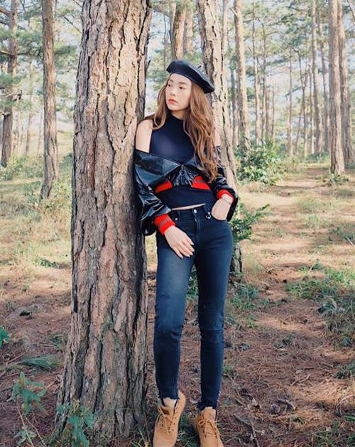 Sao, hot girl Việt mặc gì đi chơi trong tuần mừng năm mới - 8