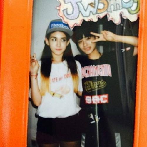 Anh chàng cũng được biết đến là bạn thân của thực tập sinh nổi tiếng nhất JYP hiện tại  Jeon Somi.