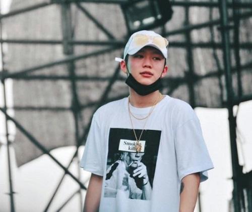 Rapper PG One - Người tình tin đồn của Lý Tiểu Lộ.