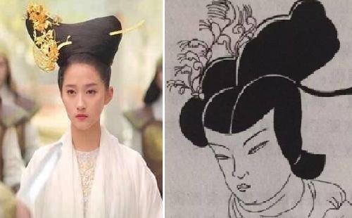 Hóa ra những kiểu tóc thảm họa trong phim cổ trang đều có thật trong lịch sử