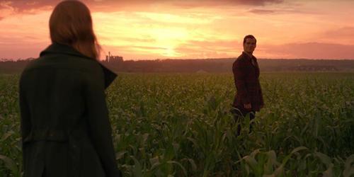 Giờ thì khán giả đã biết Superman sau khi hồi sinh có mùi rất thơm!
