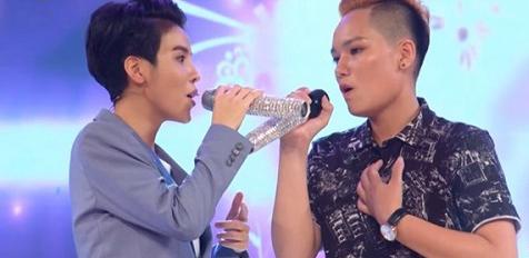 Cô gái Hà Tĩnh khiến cả trường quay bật khóc với bài hát Mẹ tôi - 1