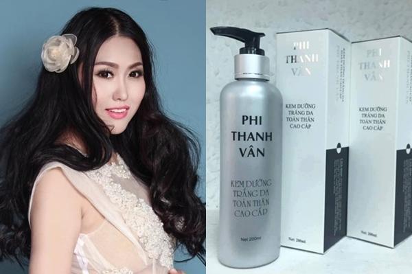 Công ty mỹ phẩm của Phi Thanh Vân bị đình chỉ hoạt động.