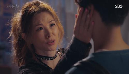 Mẹ chồng đanh đá trong Temperature of love (Nhiệt độ tình yêu) khiến nữ chính phải khiếp sợ chỉ với vài câu nói.