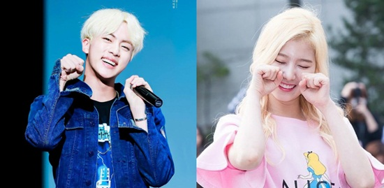 Những idol nữ được gán ghép với thành viên BTS - 6