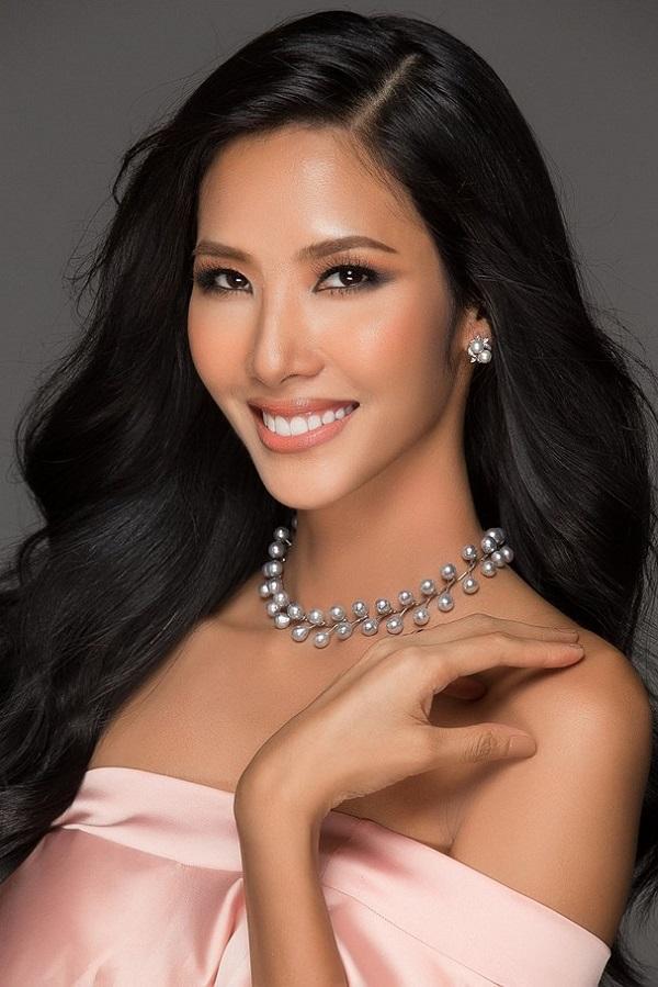 8 cô gái có gương mặt đẹp nhất Hoa hậu Hoàn vũ 2017