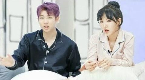 Những idol nữ luôn được gán ghép với thành viên BTS (2) - 1