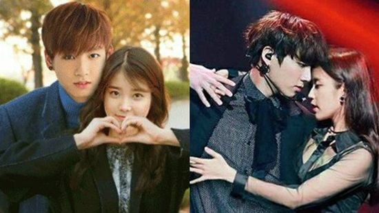 Những idol nữ luôn được gán ghép với thành viên BTS (2) - 8