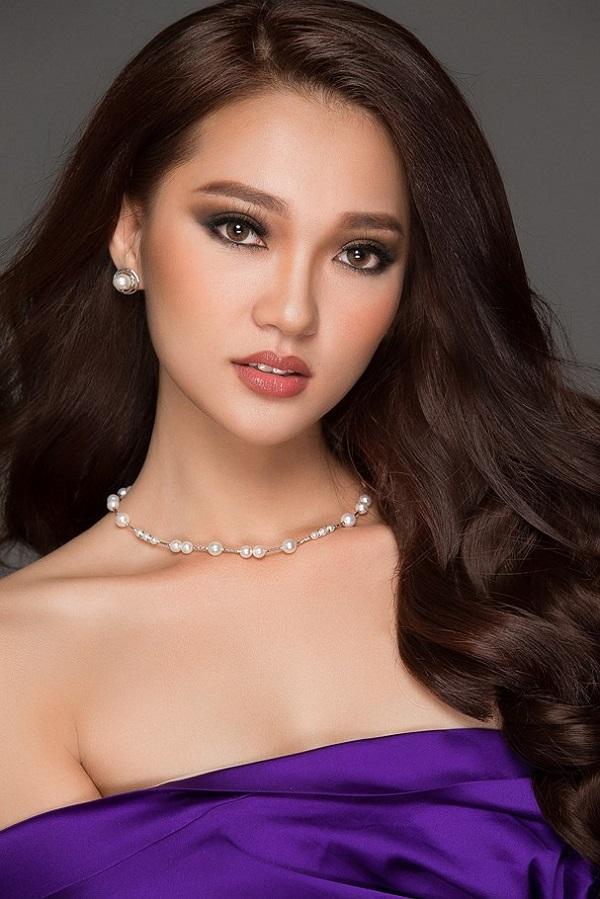 8 cô gái có gương mặt đẹp nhất Hoa hậu Hoàn vũ 2017 - 4