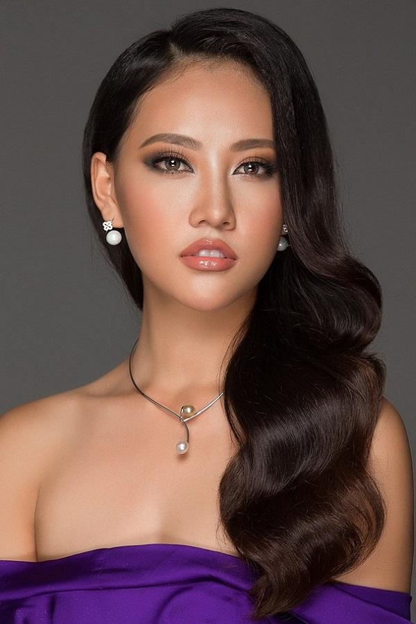 8 cô gái có gương mặt đẹp nhất Hoa hậu Hoàn vũ 2017 - 10