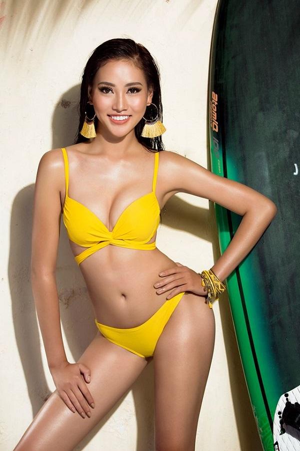8 cô gái có gương mặt đẹp nhất Hoa hậu Hoàn vũ 2017 - 11