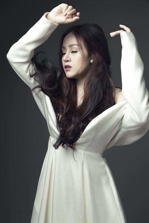Hot girl Huyền Anh.