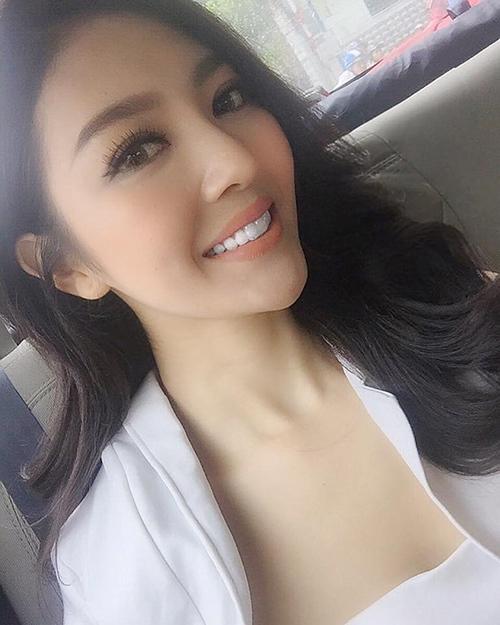 3 cô gái xinh như mộng ở Hoa hậu Hoàn vũ bị nghi sửa răng, thẩm mỹ - 5