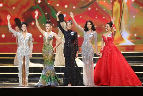 HHen Niê đăng quang Hoa hậu Hoàn vũ Việt Nam 2017 - 3