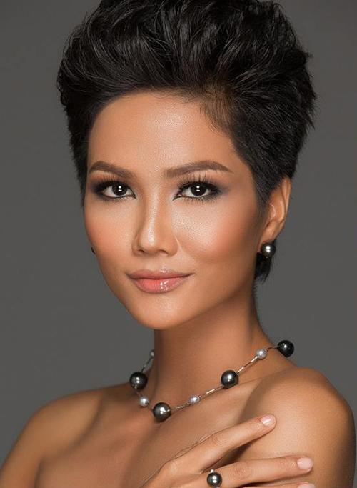 Nhan sắc thật của Hoa hậu HHen Niê khi rũ sạch phấn son - 1