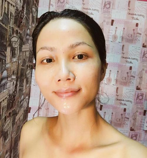 Nhan sắc thật của Hoa hậu HHen Niê khi rũ sạch phấn son - 2