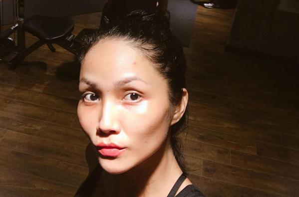 Nhan sắc thật của Hoa hậu HHen Niê khi rũ sạch phấn son - 3