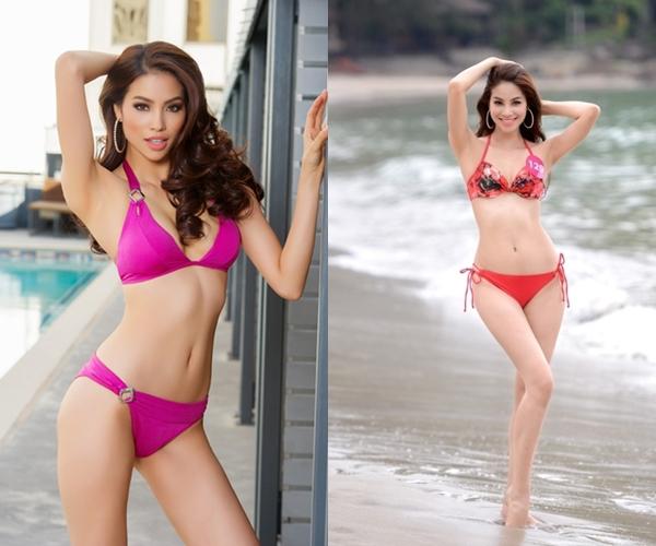 Những điểm trùng hợp giữa 2 Hoa hậu Phạm Hương - HHen Niê - 6