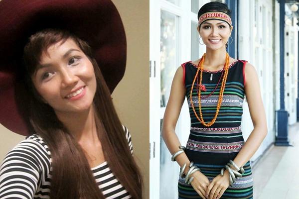 Những điểm trùng hợp giữa 2 Hoa hậu Phạm Hương - HHen Niê - 3