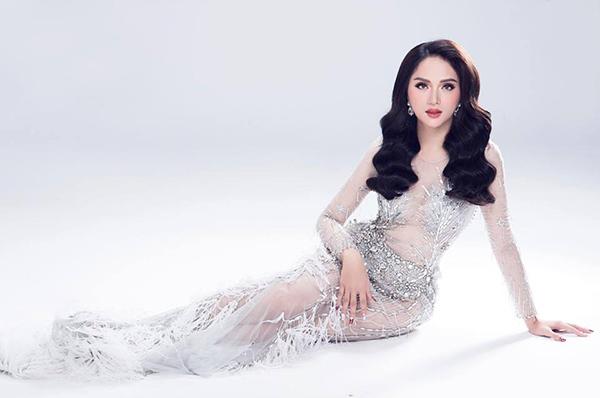 Nhan sắc các đối thủ của Hương Giang ở cuộc thi hoa hậu chuyển giới - 1