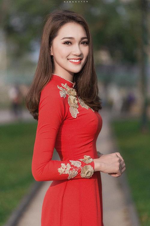 Cô gái mặt đẹp nhất Hoa hậu Hoàn vũ hụt vương miện đáng tiếc - page 2 - 7