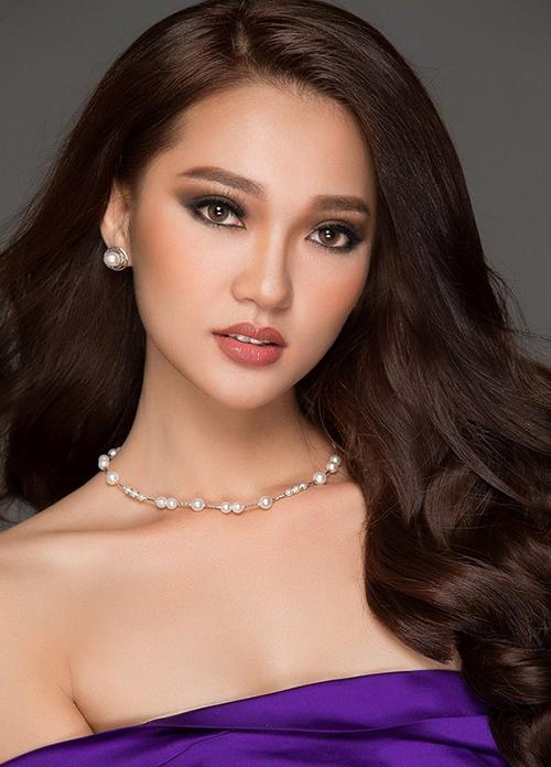 Cô gái mặt đẹp nhất Hoa hậu Hoàn vũ hụt vương miện đáng tiếc - page 2 - 3
