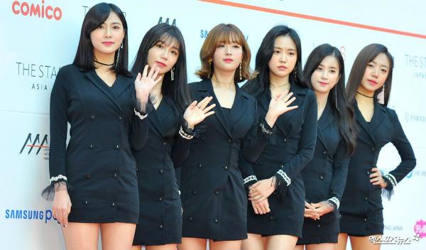 Vượt qua 41 đối thủ, Apink trở thành girlgroup duy nhất debut năm 2011 đạt được thành công.