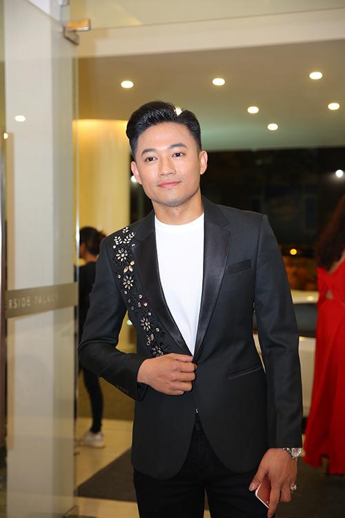 Dàn sao dự đám cưới Lâm Khánh Chi - 5