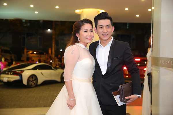 Dàn sao dự đám cưới Lâm Khánh Chi - 8