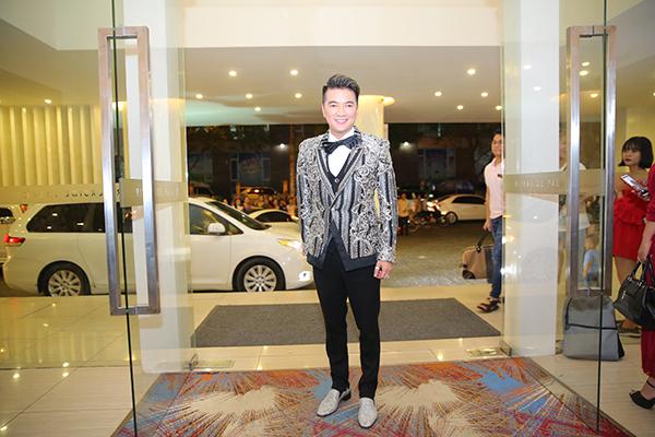 Dàn sao dự đám cưới Lâm Khánh Chi - 2