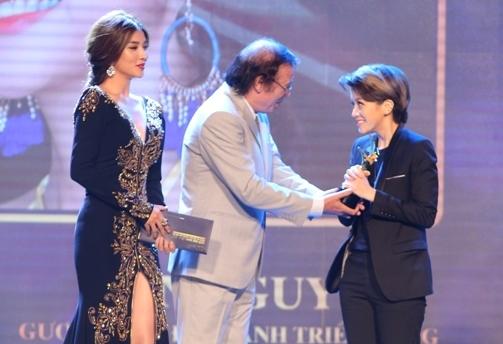 An Nguy chiến thắng giải thưởng điện ảnh cho vai diễn đầu tay - 3
