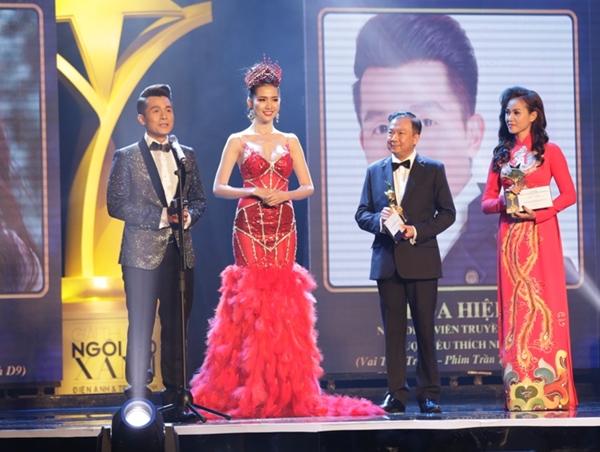 An Nguy chiến thắng giải thưởng điện ảnh cho vai diễn đầu tay - 5