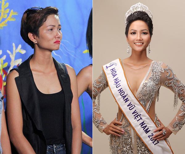 Bộ ba Hoa hậu Hoàn vũ dậy thì thành công thế nào từ thời Next Top - 2