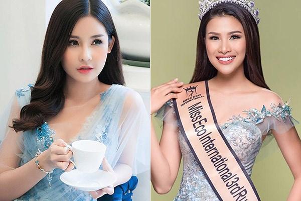 Hai tháng đội vương miện nhiều lùm xùm của Hoa hậu Đại dương - 2