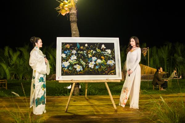 Hai tháng đội vương miện nhiều lùm xùm của Hoa hậu Đại dương - 3