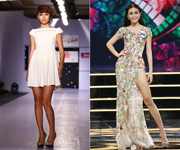 Bộ ba Hoa hậu Hoàn vũ dậy thì thành công thế nào từ thời Next Top - 8