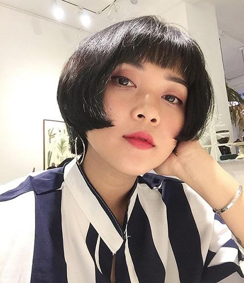 3 kiểu tóc ngắn siêu nịnh mặt hot nhất 2018