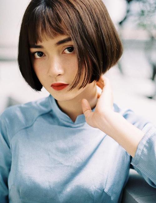 3 kiểu tóc ngắn siêu nịnh mặt hot nhất 2018 - 2