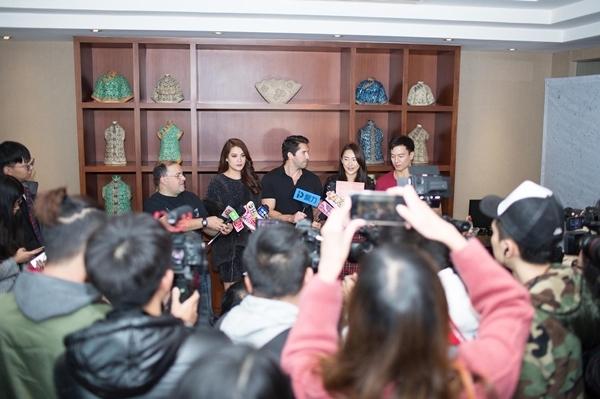 Trương Ngọc Ánh tái xuất với dự án cùng loạt sao quốc tế - 1